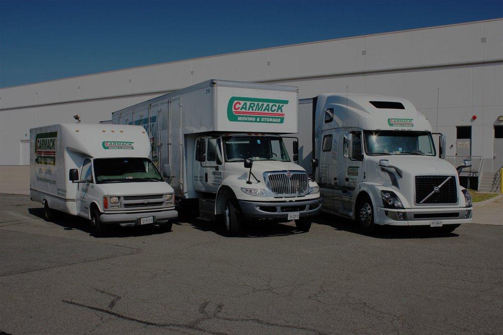 Carmack Moving & Storage: 45055 Underwood Ln, Sterling, VA