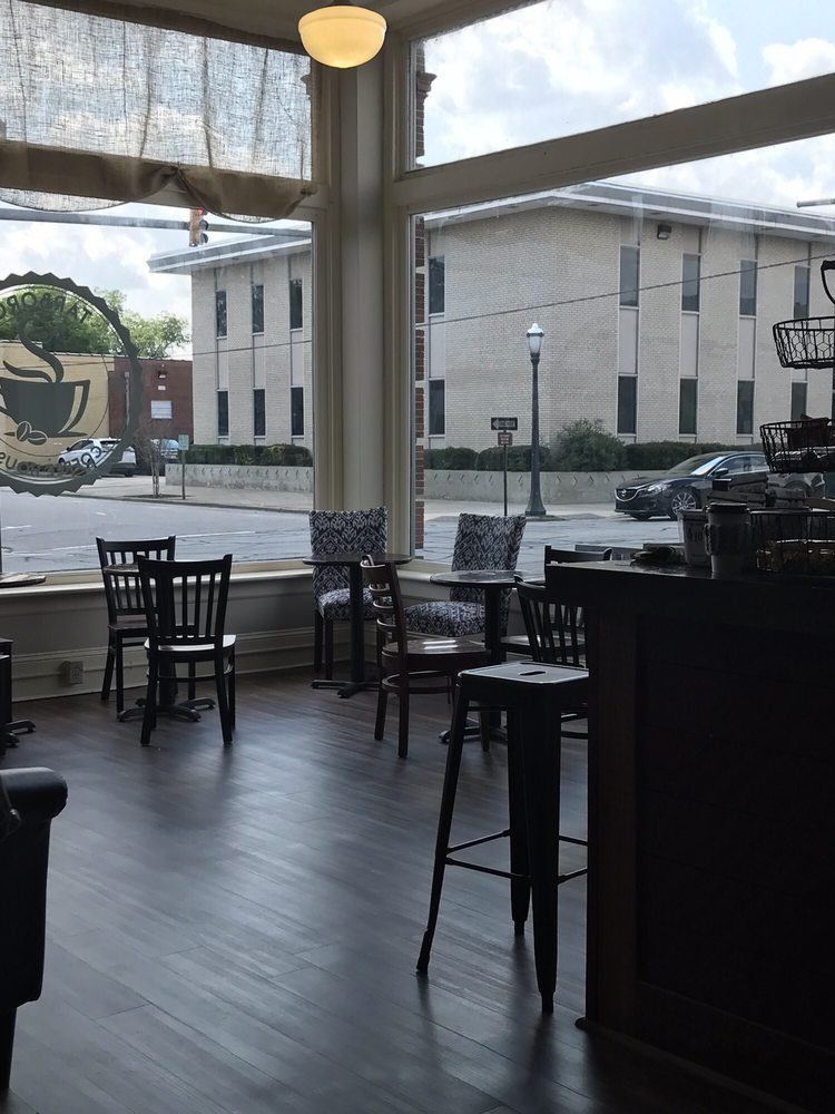 Tarboro Coffee House: 439 Main Street, Tarboro, NC