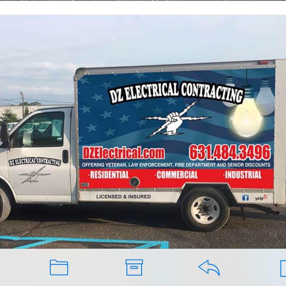 DZ Electrical Contracting: 509 Bicycle Path, Port Jefferson Station, NY