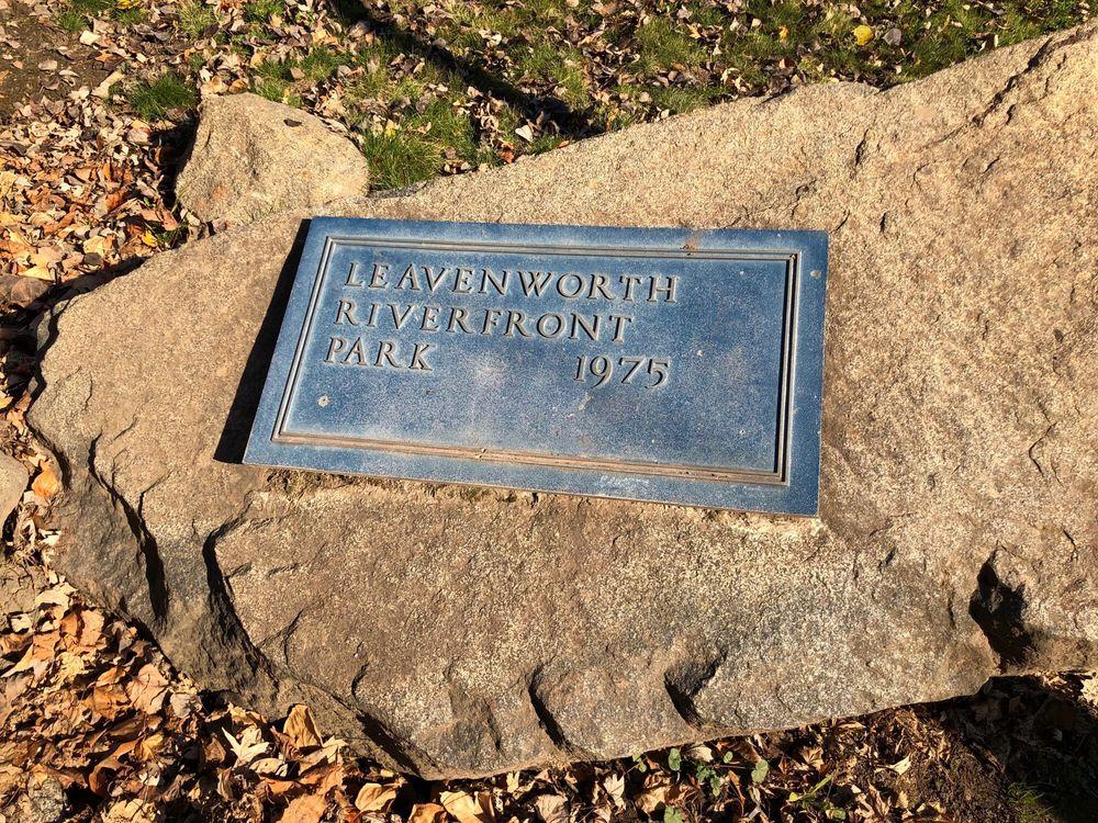 Waterfront Park: 500 9th St, Leavenworth, WA