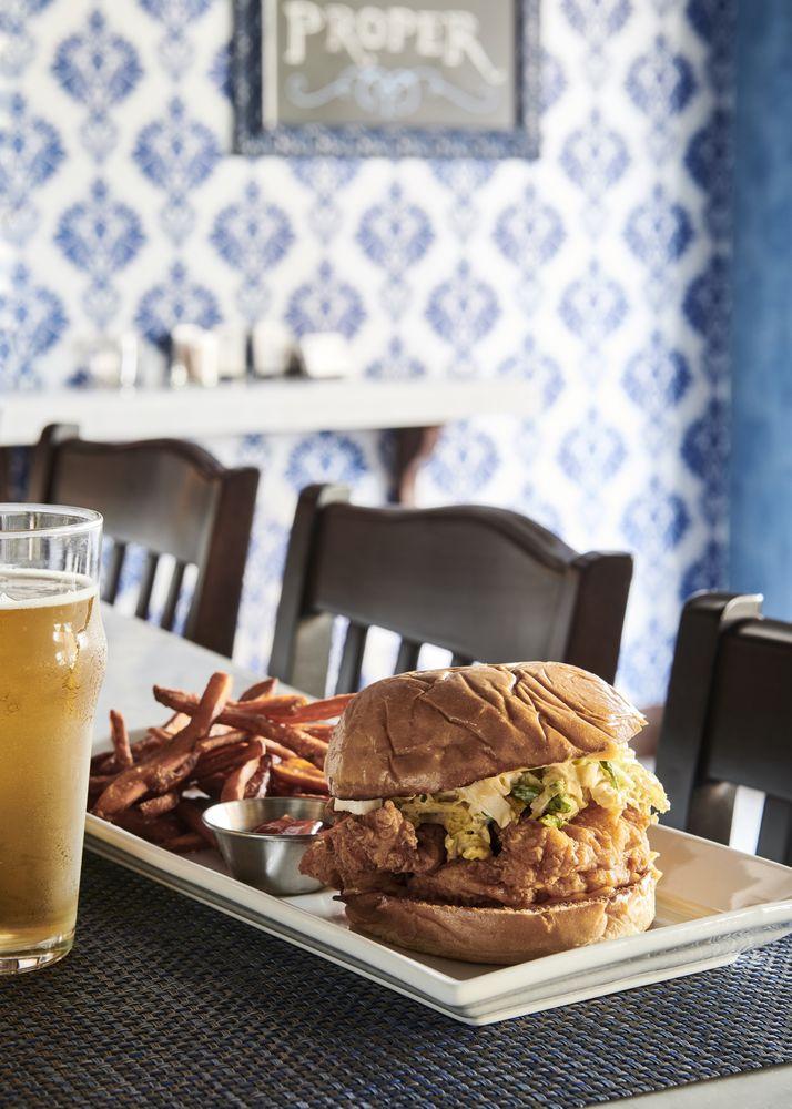 The Proper Restaurant and Bar: 464 Foothill Blvd, La Cañada Flintridge, CA