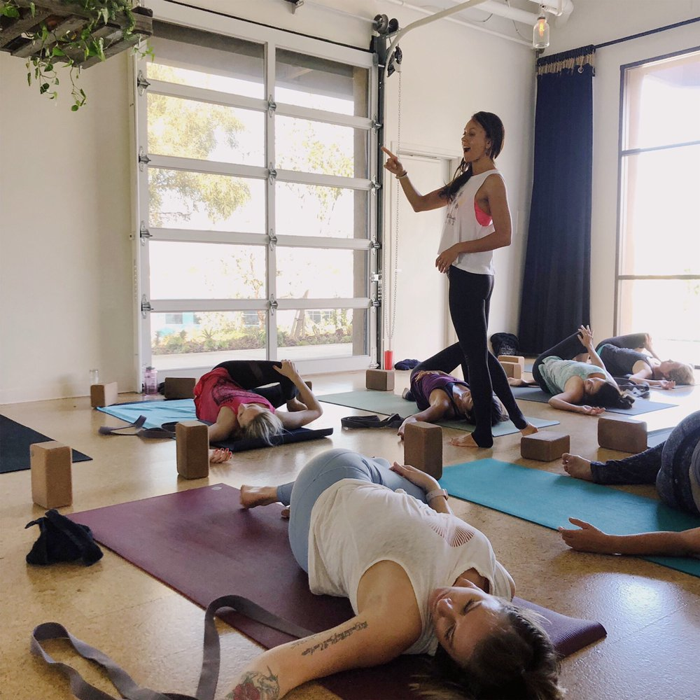 re:form YOGA + FITNESS