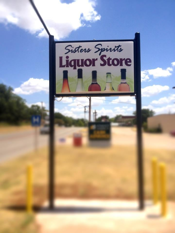 Sisters Spirits: 1410 Fir St, Perry, OK