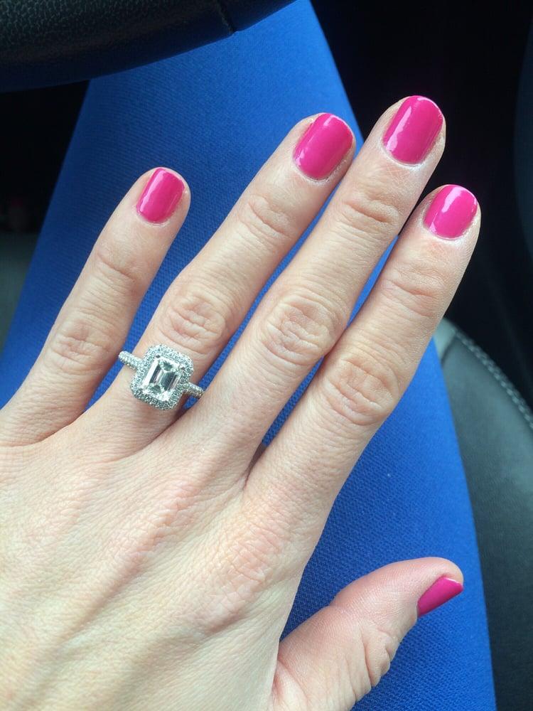 Basic Manicure Nail Care Routine: A Basic Manicure And Polish Change $7