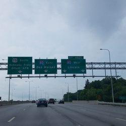 Interstate 80 - Nebraska - Public Services & Government - I-80 & I