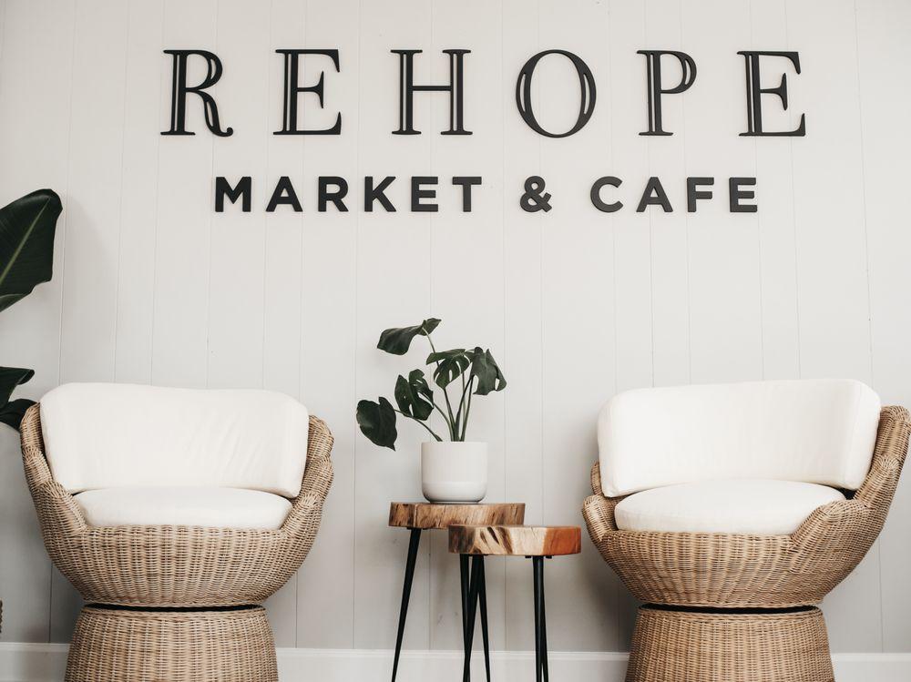 ReHope Market & Cafe: 808 W Main St, Greenwood, MO