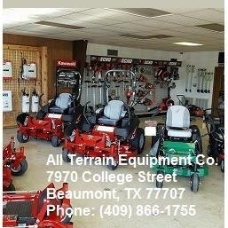 All Terrain Equipment: 7970 College St, Beaumont, TX