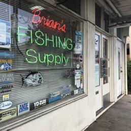 Brian 39 s fishing supply yelp for Brian s fishing supply