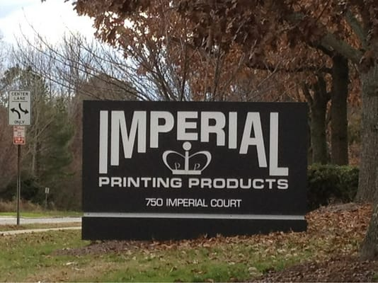 Imperial printing carta stampata 750 imperial ct for Imperial printing