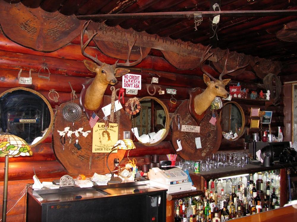 Old Sierra City Hotel Bar & Restaurant: 212 Main St, Sierra City, CA