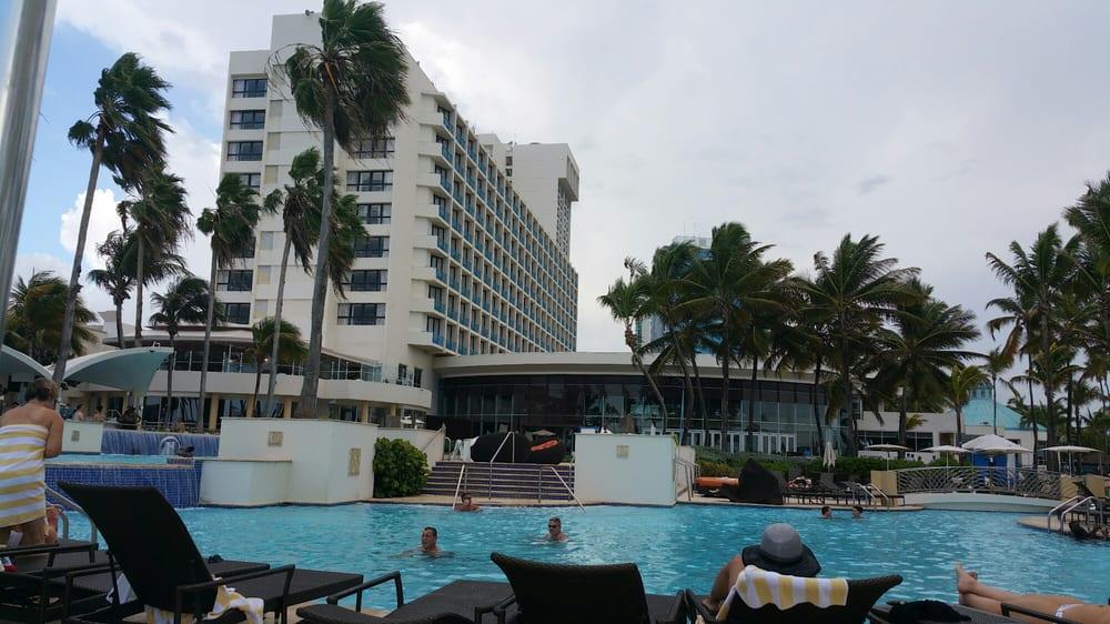 Restaurants Near Caribe Hilton San Juan