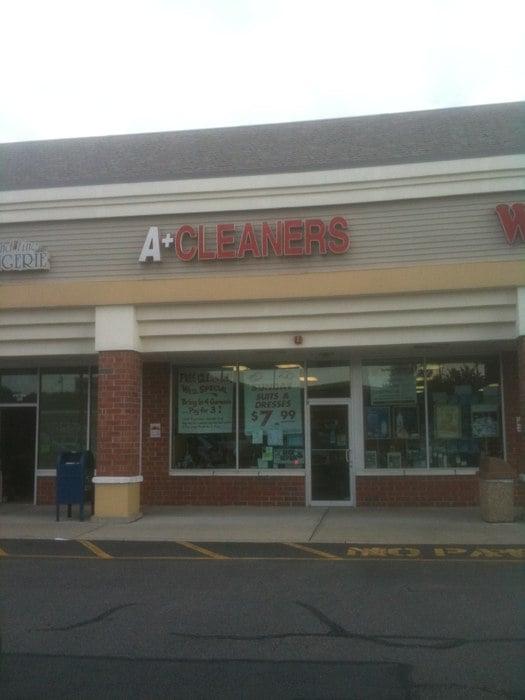 A Plus Cleaners: 520 Chestnut Ridge Rd, Woodcliff Lake, NJ