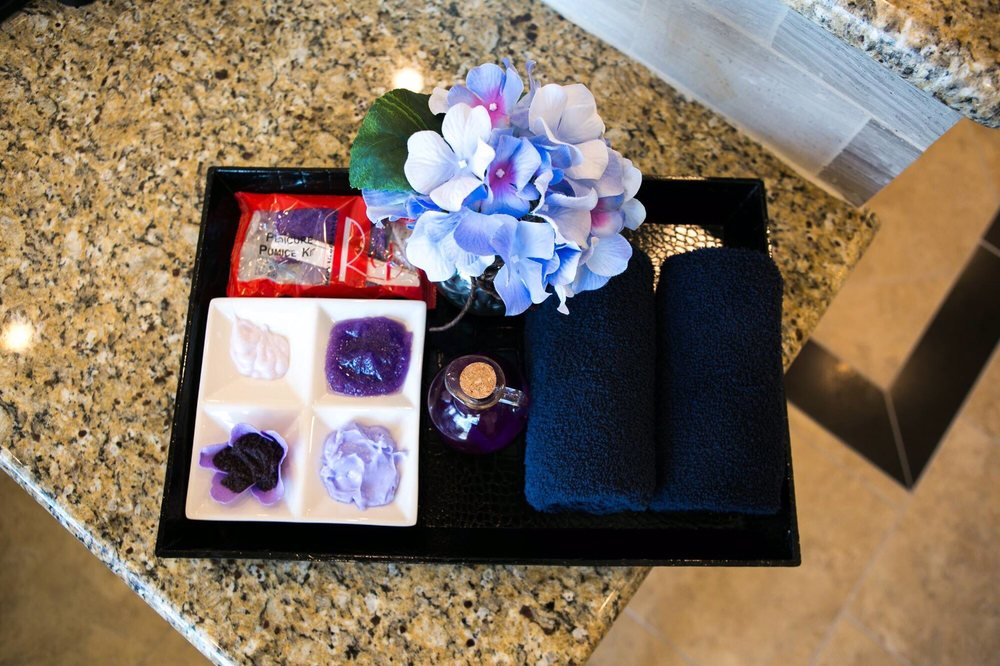 Passion Nails and Spa: 10901 NE 23rd St, Oklahoma City, OK