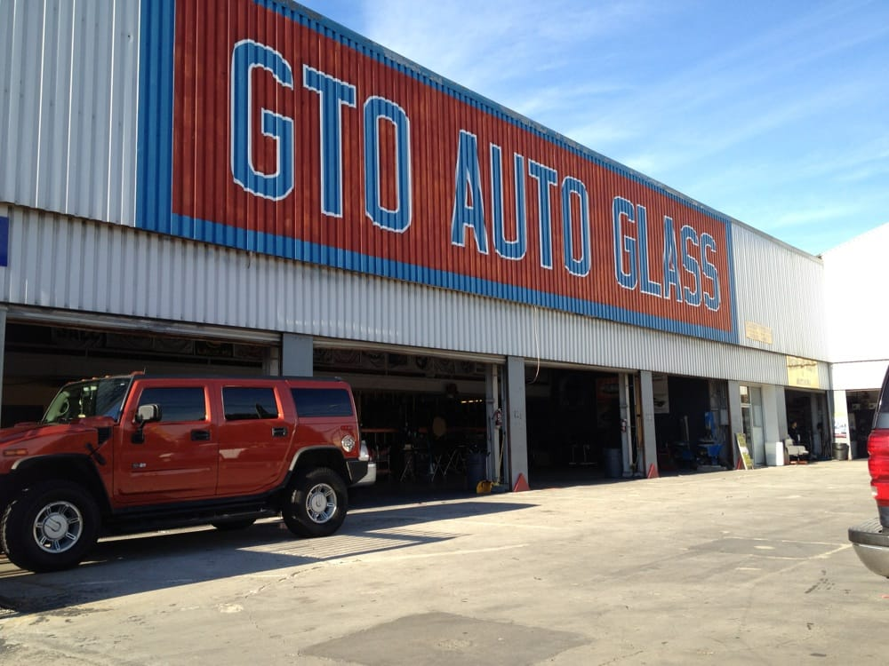 GTO Auto Glass