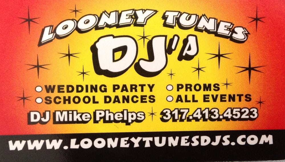 Looney Tunes DJs and Photography