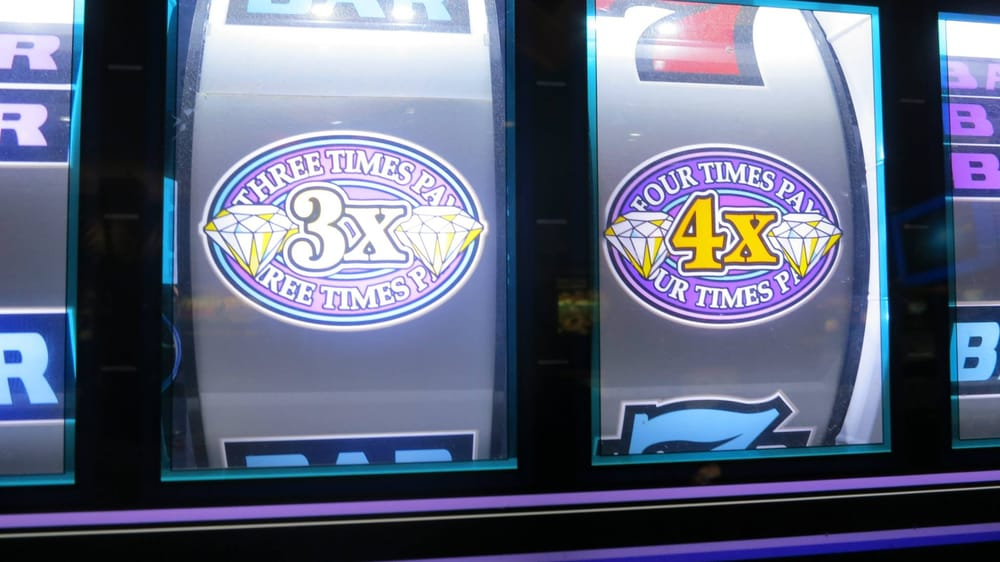 Won So Much At This Nickel Slot Was Down To 3 Then Went