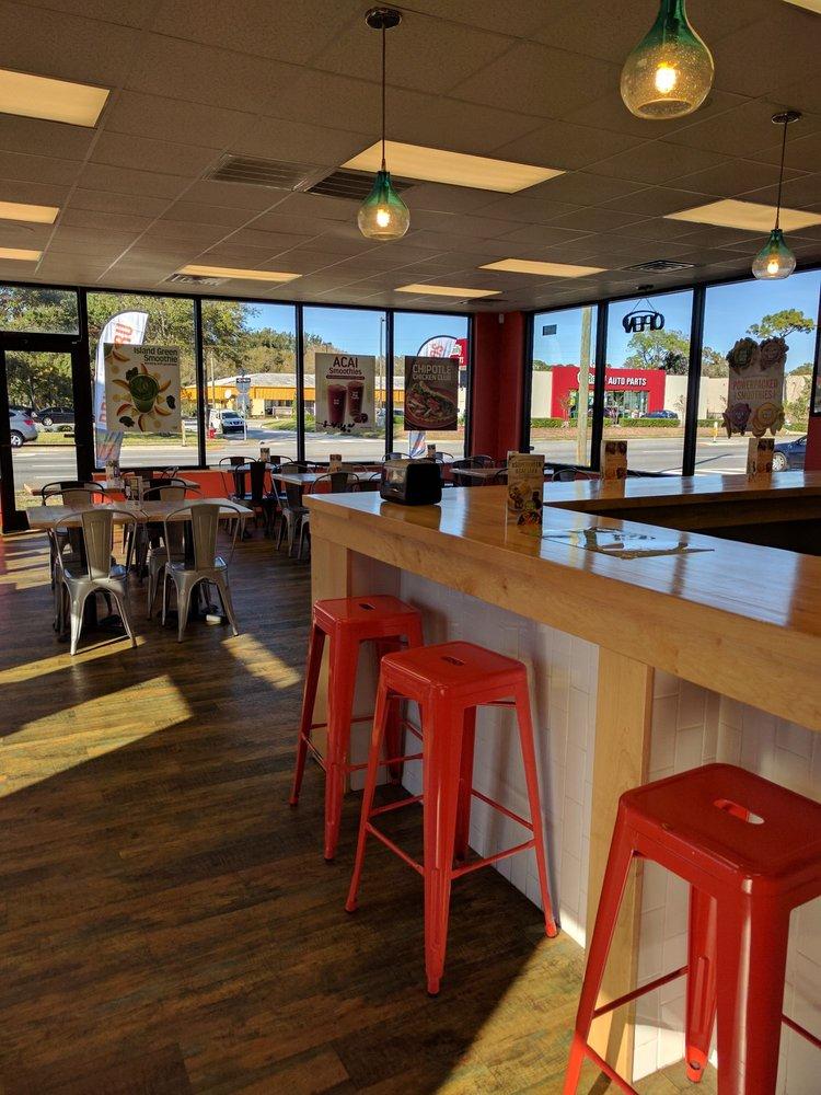 Tropical Smoothie Cafe: 6400 Park Blvd., Pinellas Park, FL