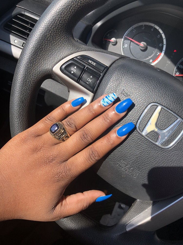 C T Nails: 2815 Royall Ave, Goldsboro, NC