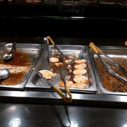 Hokkaido Seafood Buffet Closed 130