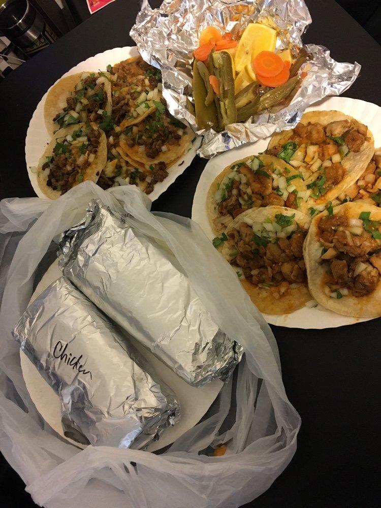 Tacos Vallarta