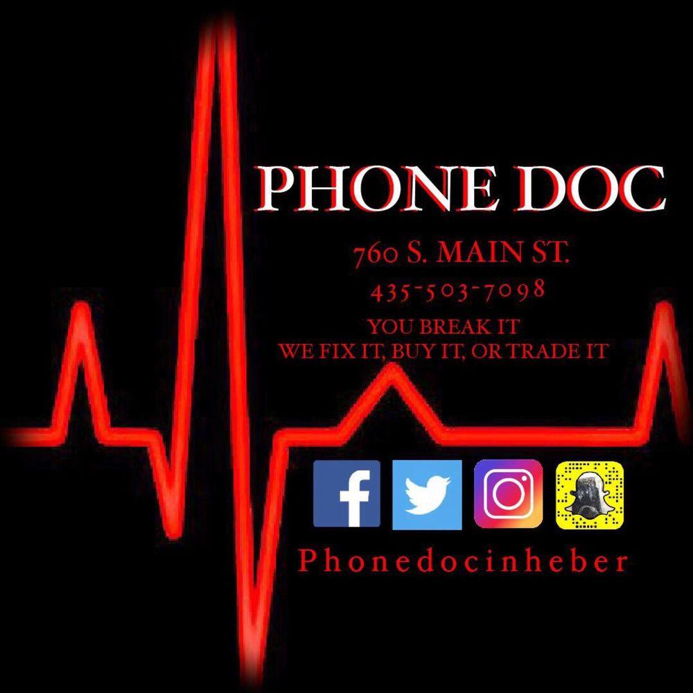 Phone Doc: 760 S Main St, Heber City, UT