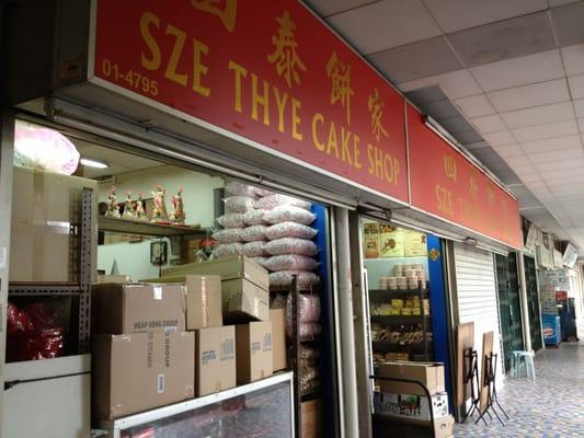 Sze Thye Cake Shop Singapore