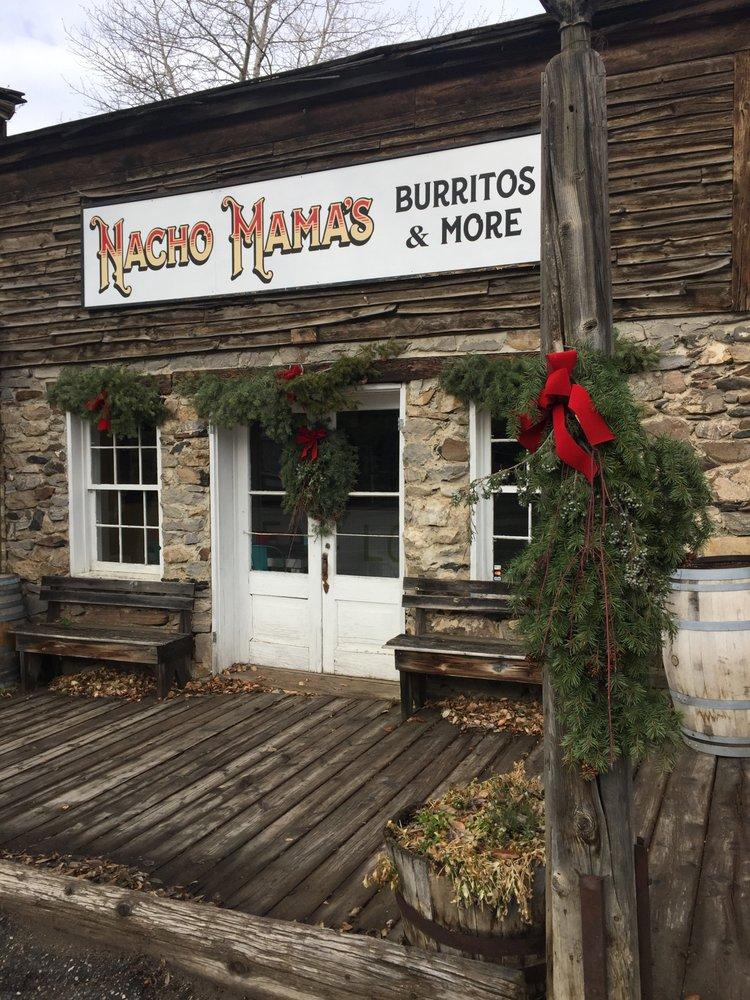 Nacho Mama's: 513 Wallace St, Virginia City, MT