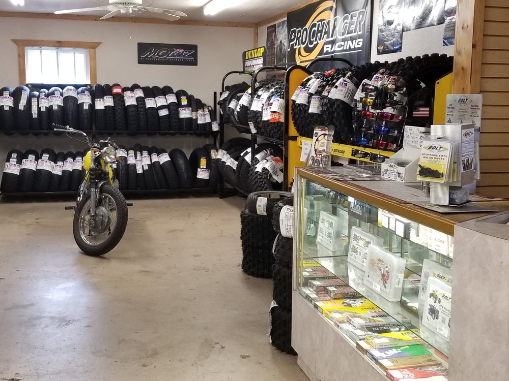 Outrider Motorcycles: 30161 Hwy 76, Bonsall, CA