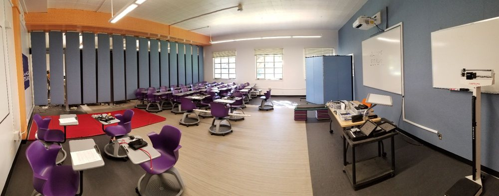SFSU Exercise Physiology Lab: 1600 Holloway Ave, San Francisco, CA