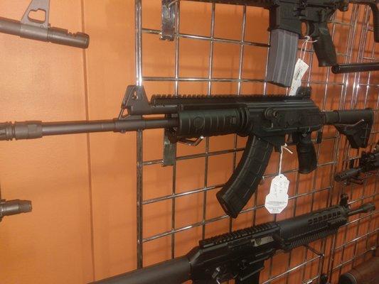 Next Level Firearms 254 N Broadway Salem, NH Guns