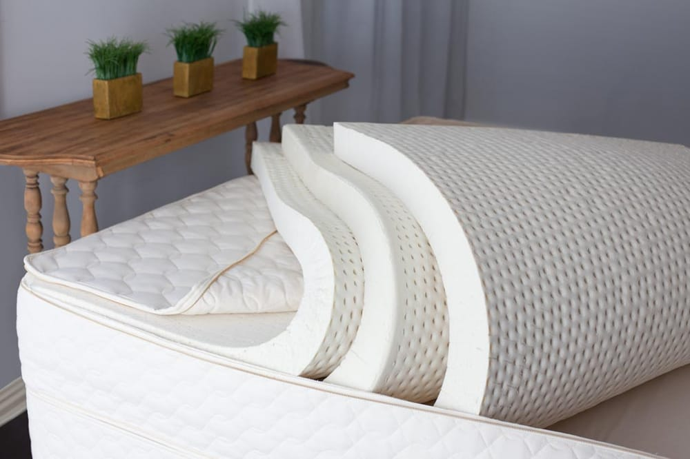 Savvy Rest Natural Bedroom Mattresses 4414 Ivy Commons