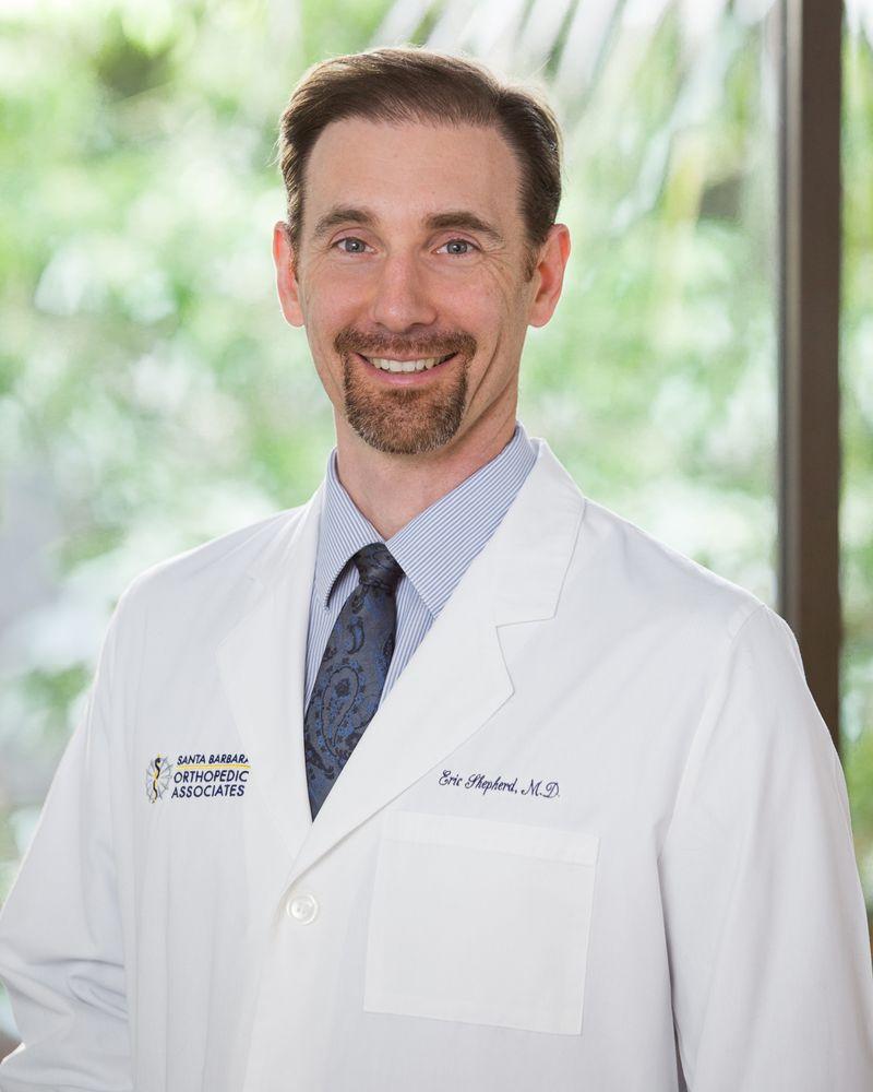 Premise Indicator Words: Dr. Eric Shepherd, Board-Certified Trauma & General
