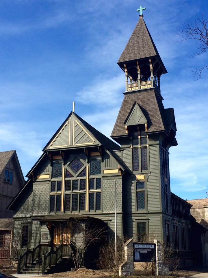 All Saints Episcopal Church: 4550 N Hermitage Ave, Chicago, IL