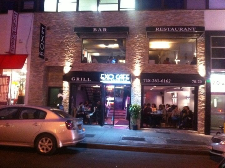 Exo Cafe Forest Hills Ny