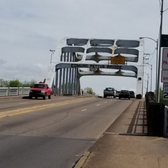 Photo of Edmund Pettus Bridge - Selma, AL, United States. Slightly different view