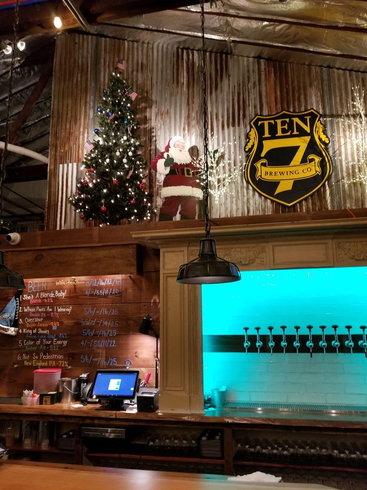 Ten7 Brewing: 510 Beaver St, North Wales, PA