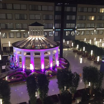 Photo Of Crowne Plaza Stamford Ct United States Hotel Lobby