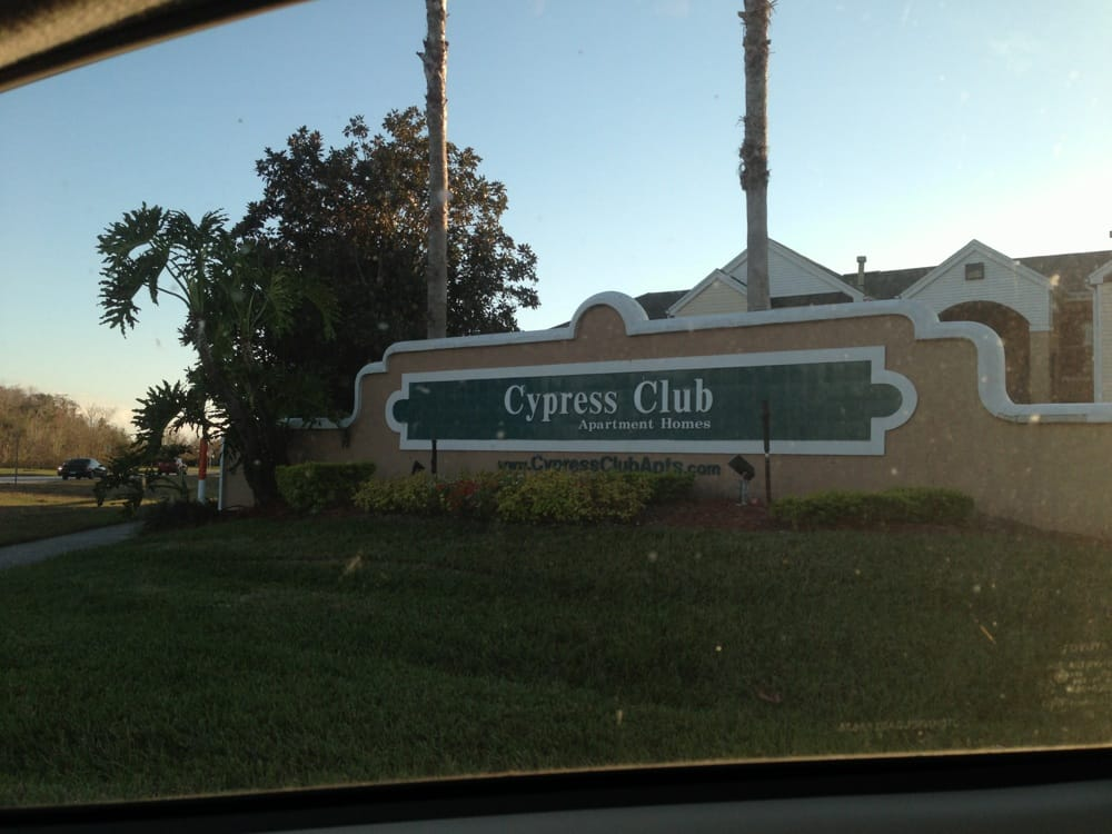 Cypress Landing Apartments Orlando Fl