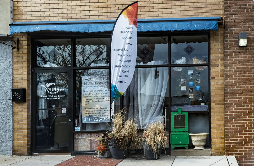 PURE Integrated Health Services: 526 S Conkling St, Baltimore, MD