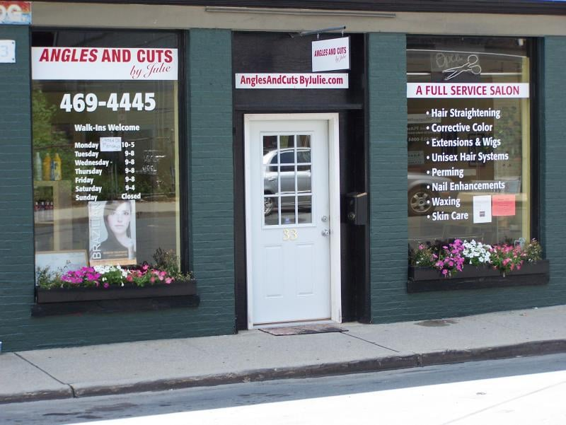 Angles and Cuts By Julie: 33 Main St, Chester, NY