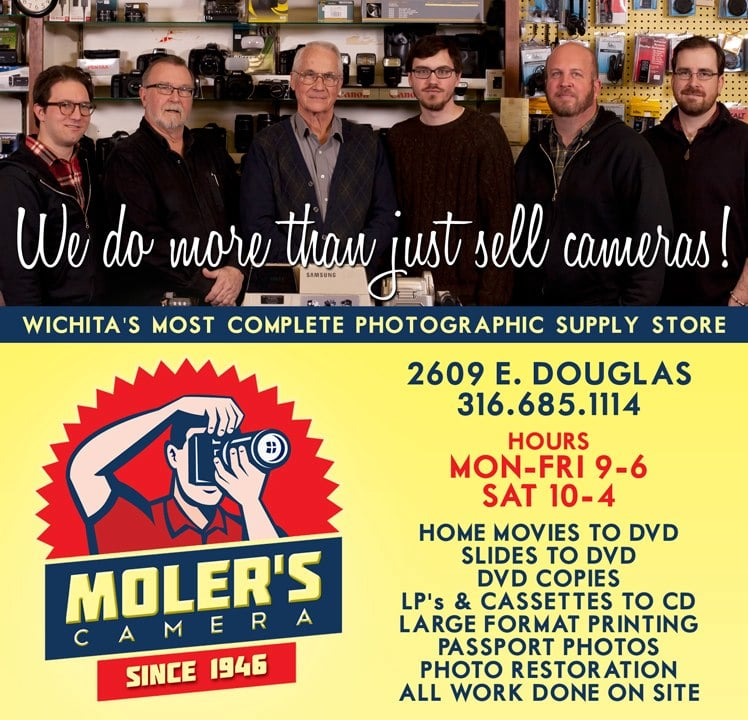 Moler's Camera: 2609 E Douglas Ave, Wichita, KS