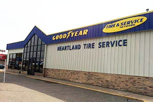 Heartland Tire: 501 W Washington, Brainerd, MN