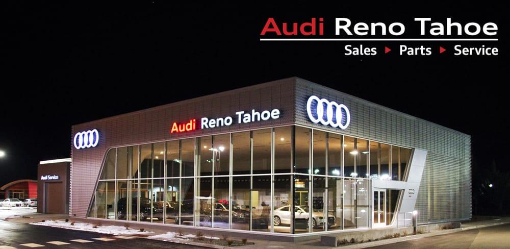 Audi Reno Tahoe