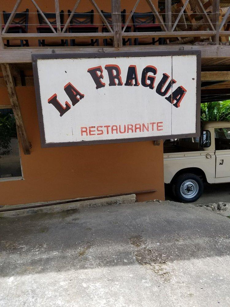 La Fragua: PR-144 km 8.4, Jayuya, PR