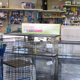 Amazon aquarium pets pet stores 4219 w thunderbird for Fish store phoenix