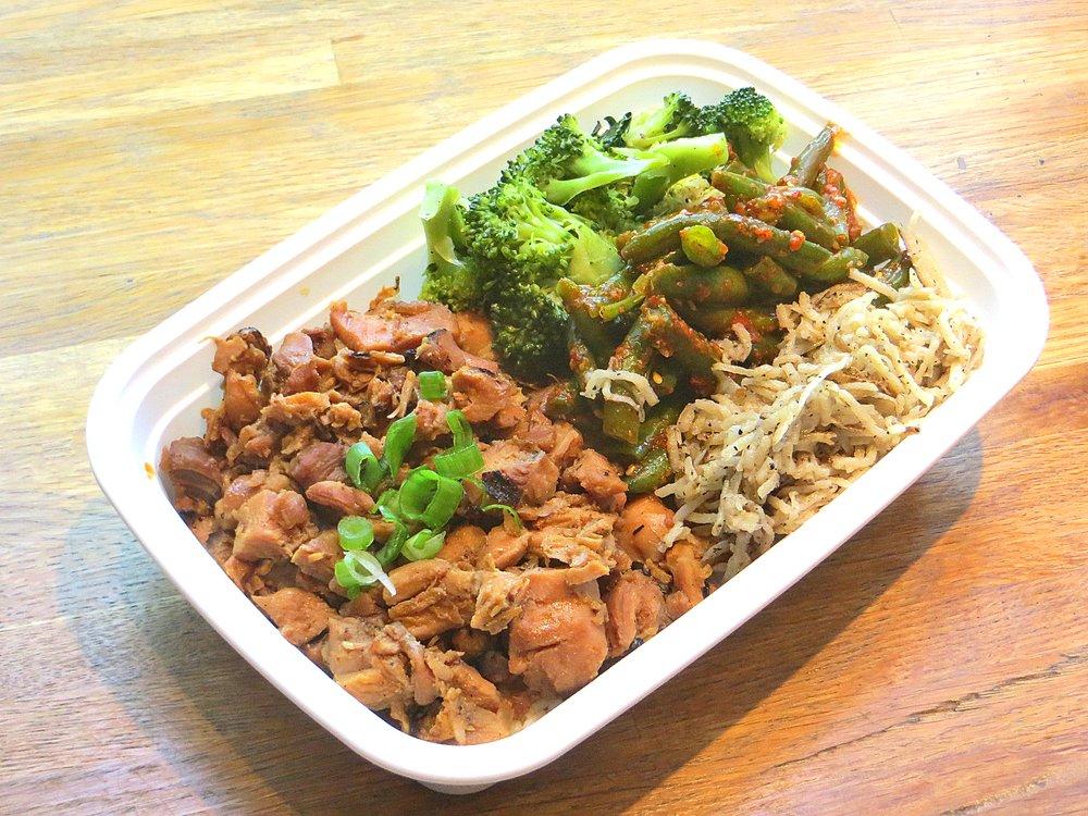 Seoul Kitchen: 2639 Broadway St, Redwood City, CA
