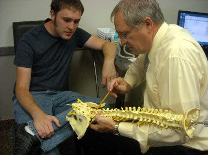 Patrick T Mayo, DC - Family Chiropractic Center: 3298 E 17th St, Ammon, ID