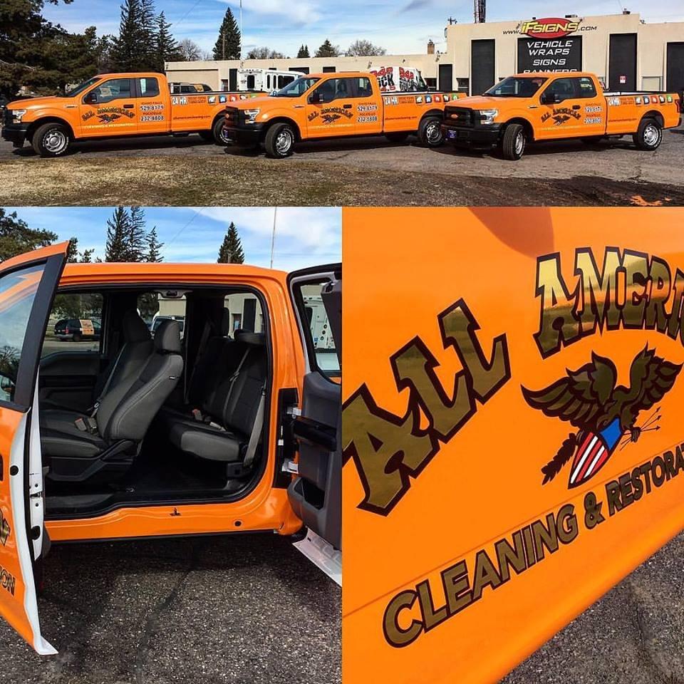 All American Cleaning & Restoration: 3810 N Yellowstone Hwy, Idaho Falls, ID