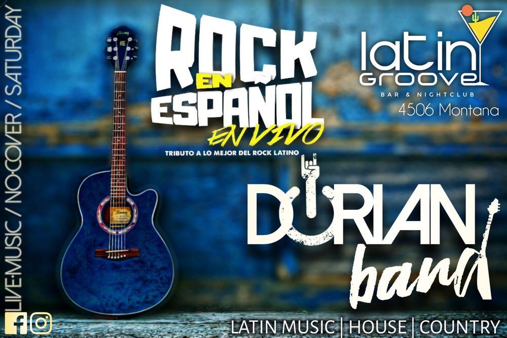 Latin Groove: 4506 Montana Ave, El Paso, TX