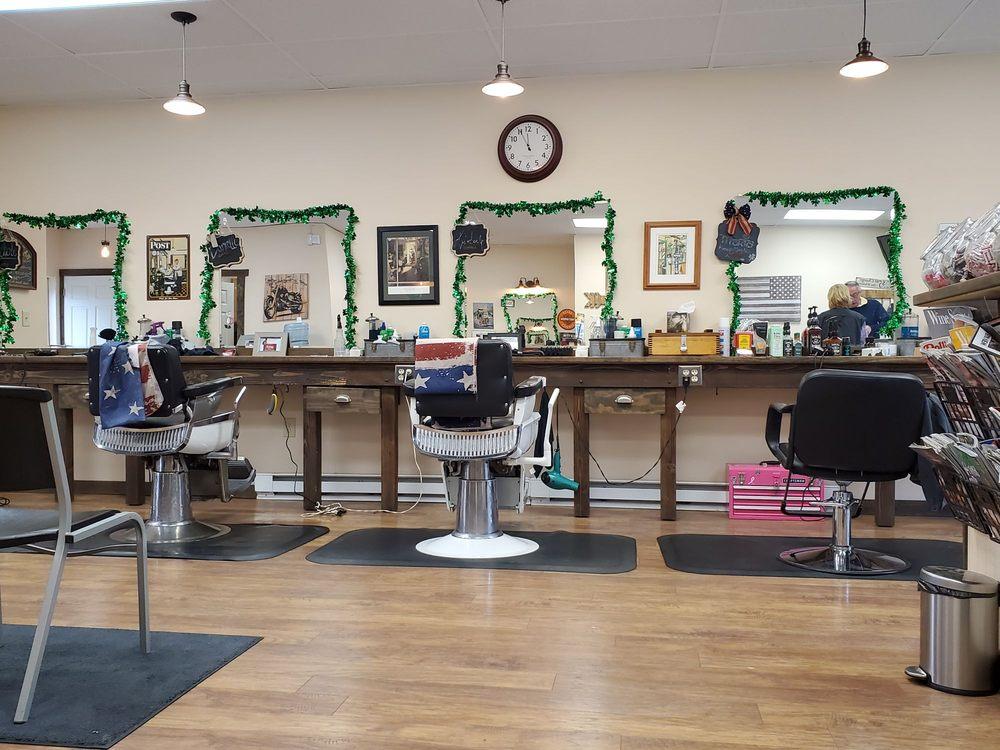 John's Barber Shop: 277 Spring St, Newton, NJ